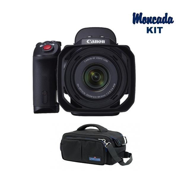 Canon XC10 + camRade run&gunBag Small Kit