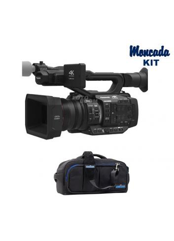 Panasonic AG-UX180 + camRade run&gunBag Medium Kit