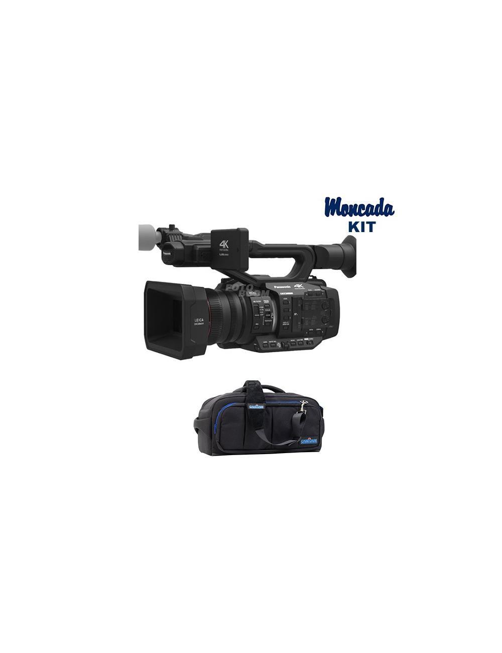 Panasonic AG-UX180 + camRade run&gunBag Medium Kit
