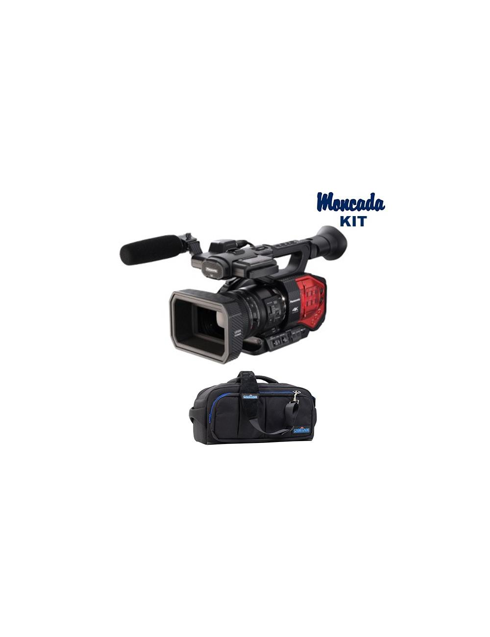 Panasonic AG-DVX200 EJ + camrade run&gunBag Medium Kit