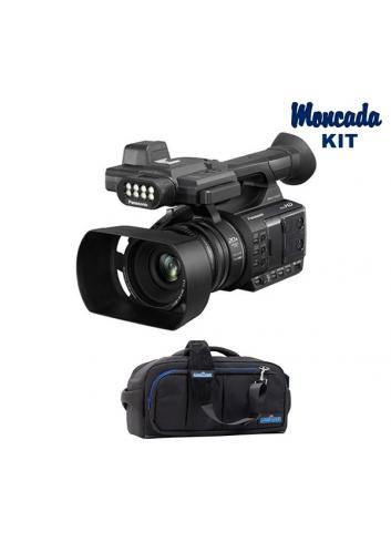 Panasonic AG-AC30 + camrade run&gunBag Medium Kit