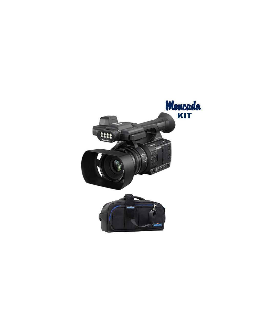 Panasonic AG-AC30 + camrade run&gunBag Medium Kit