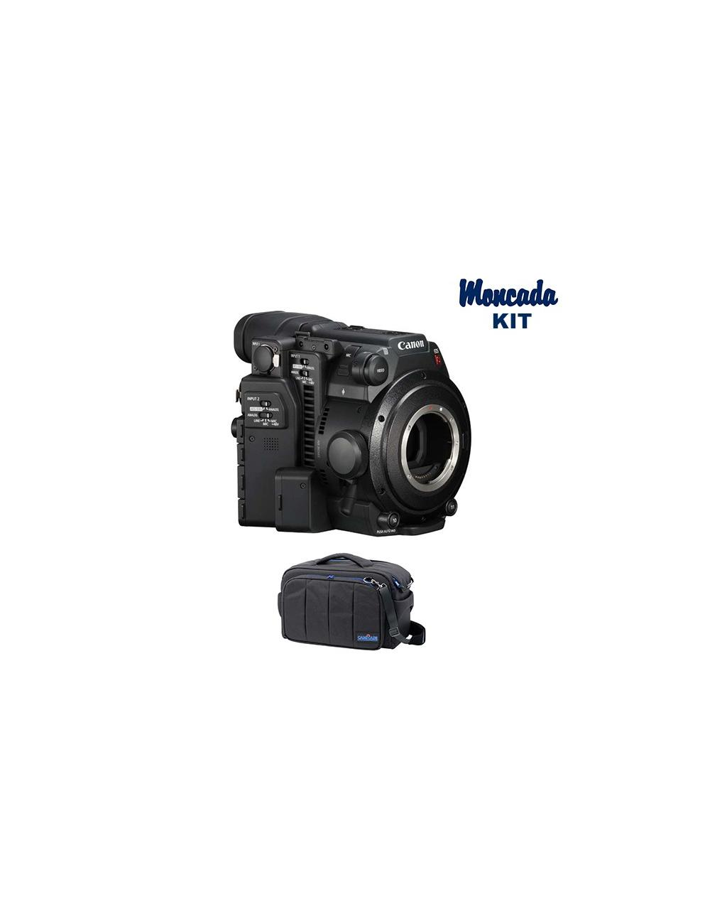 Canon EOS C200 + camRade run&gunBag Cinema Kit