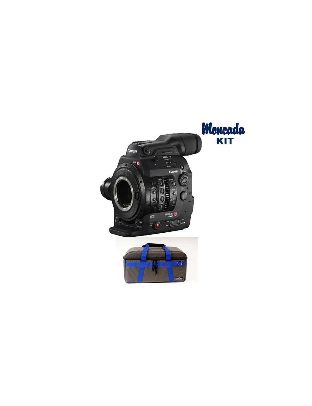 Canon EOS C300 Mark II + camRade camBag HD Small Kit