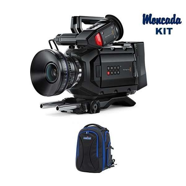 Blackmagic URSA Mini 4.6K PL + run&gunBackpack Large Kit