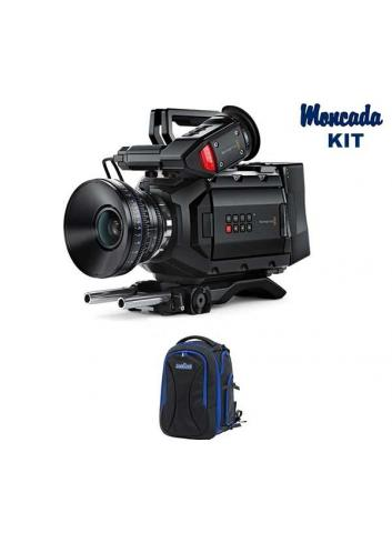 Blackmagic URSA Mini 4.6K EF + run&gunBackpack Large Kit