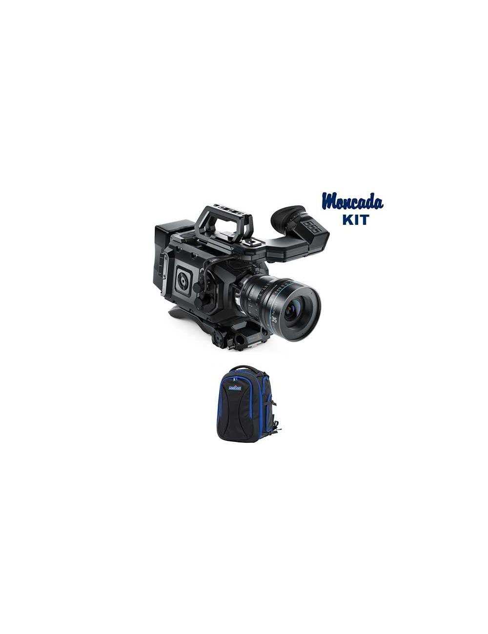 Blackmagic URSA Mini 4K PL + run&gunBackpack Large Kit