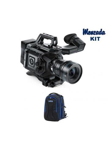 Blackmagic URSA Mini 4K EF+ camRade run&gunBackpack Large Kit