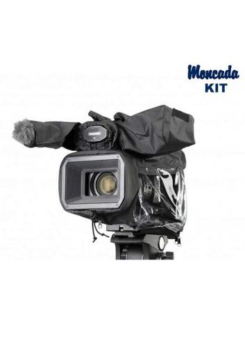 Panasonic UX90 + camRade wetSuit AG-UX90/180 Kit