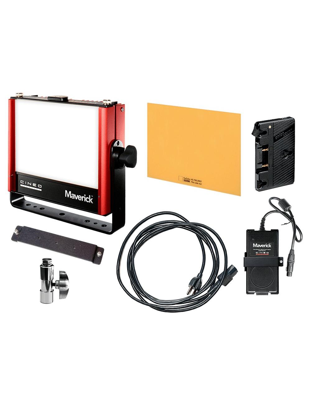 CINEO Maverick3 high-output Bi-Color Portable