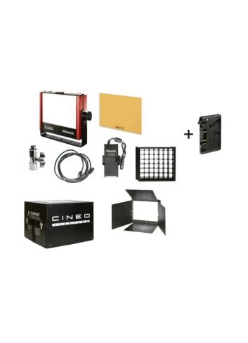 Cineo Maverick3 Bi-Color Portable Travel kit