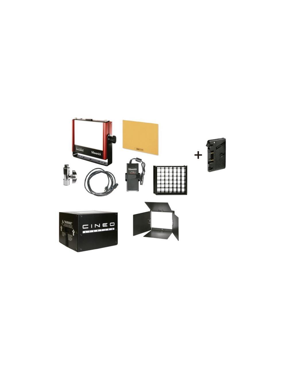Cineo Maverick3 Bi-Color Portable Travel kit
