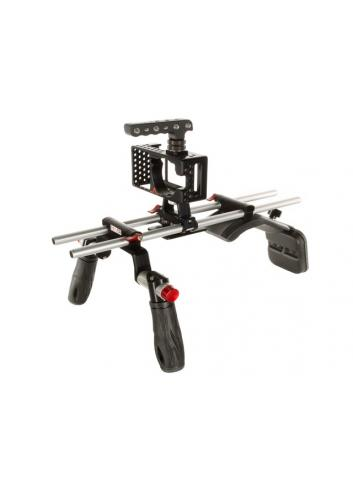 SHAPE - Soporte de hombro para Blackmagic Pocket BMPSM