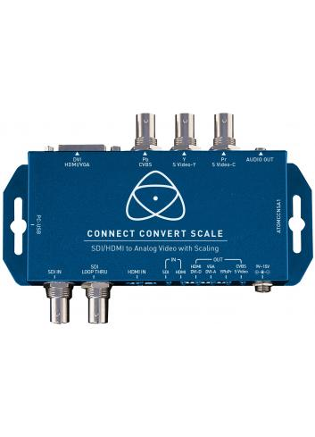 ATOMOS CONNECT CONVERT SCALE SDI/HDMI to ANALOG
