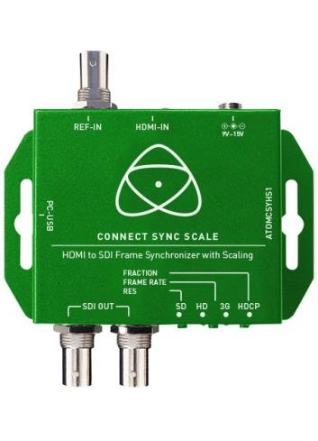 ATOMOS CONNEC SYNC SCALE HDMI to SDI