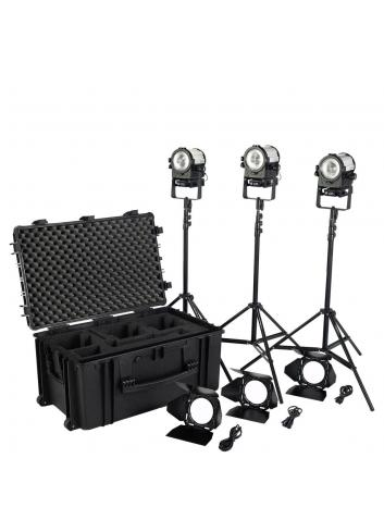 Litepanels Sola 4+ Traveler Kit