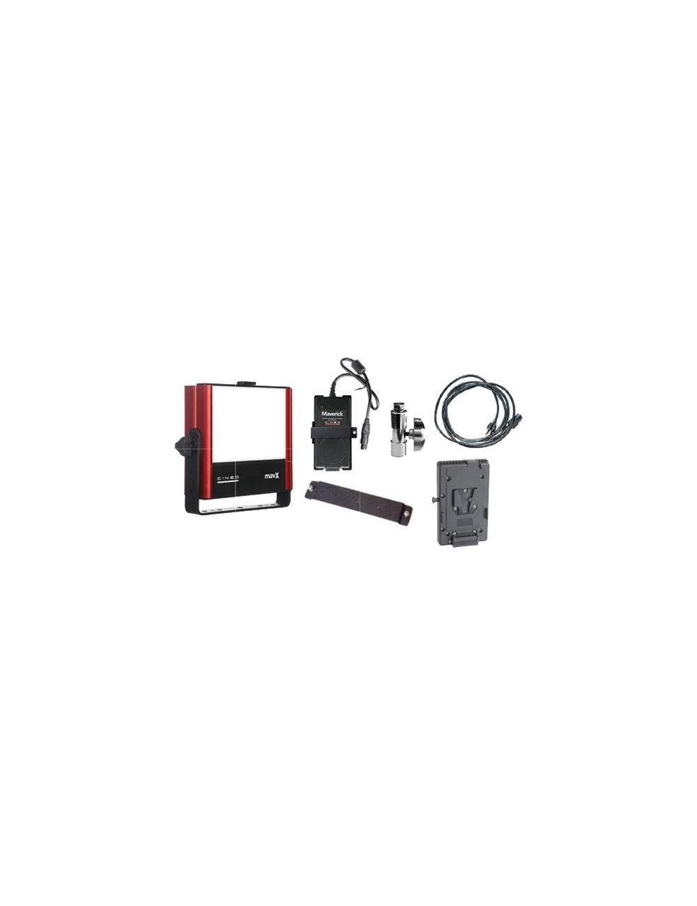 CINEO MavX AB/V-Lock Portable Kit