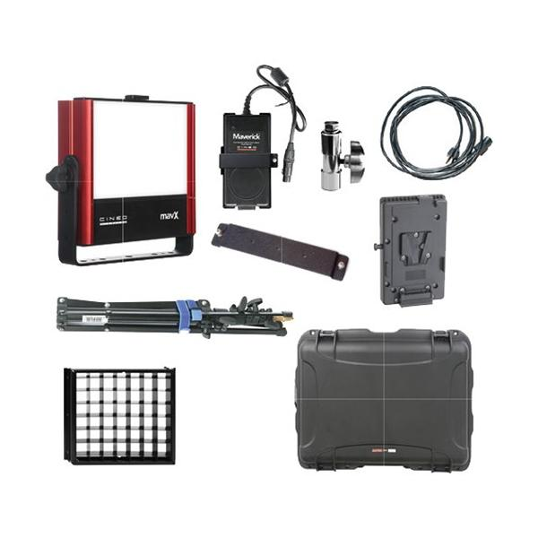 CINEO MavX AB/V-Lock Travel Kit