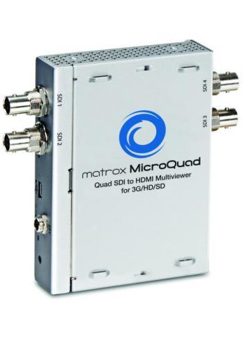 Matrox MicroQuad