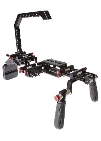 SHAPE - Sistema de soporte de hombro COMPOSITE RIDER COMPORIDE