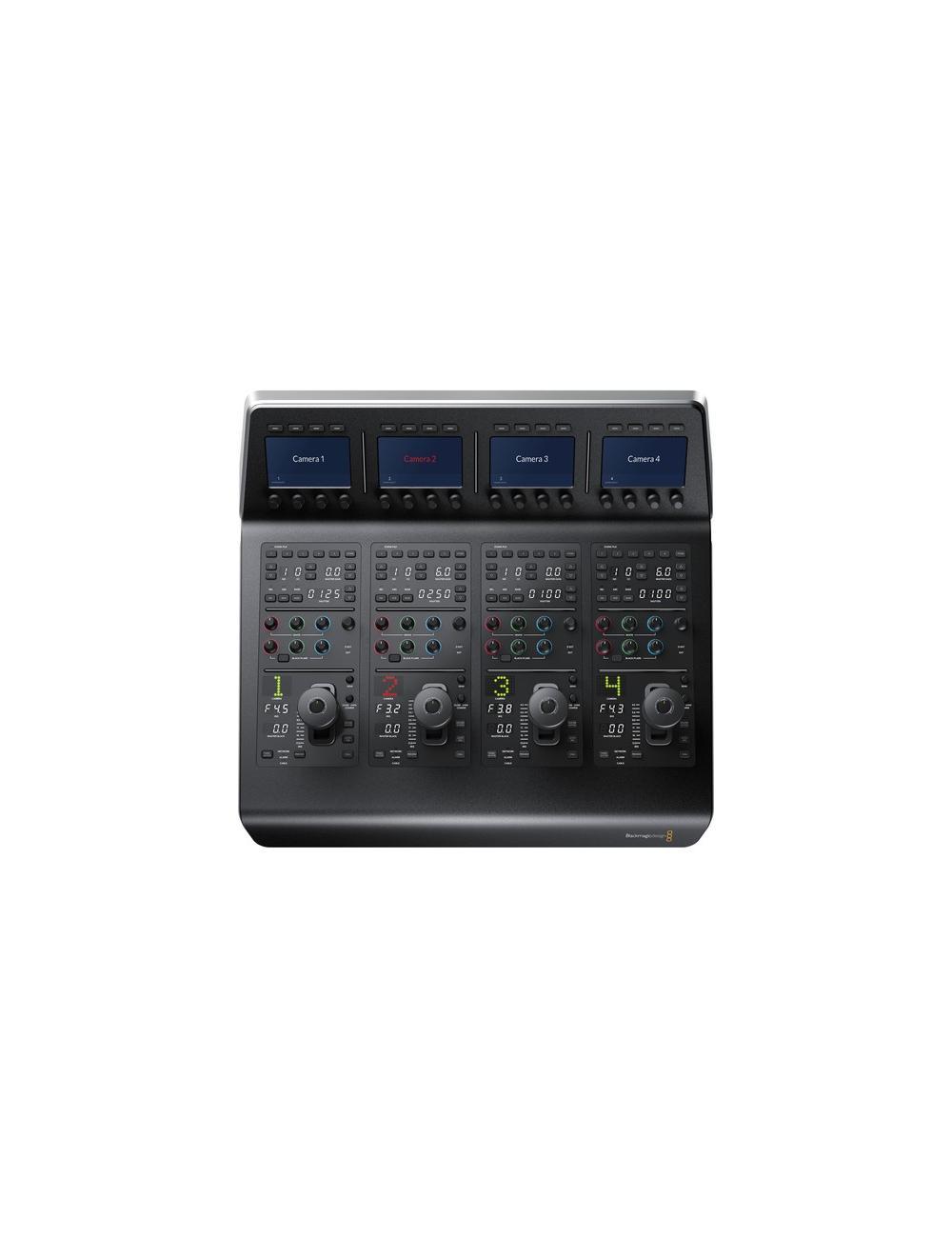 Blackmagic ATEM Camera Control Panel