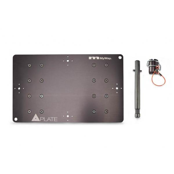 Quasar Science MyWayPlate