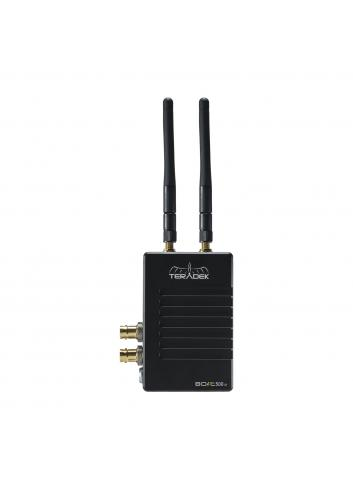 Teradek Bolt XT 500 SDI/HDMI Wireless TX/RX Deluxe Set AV / V Mount