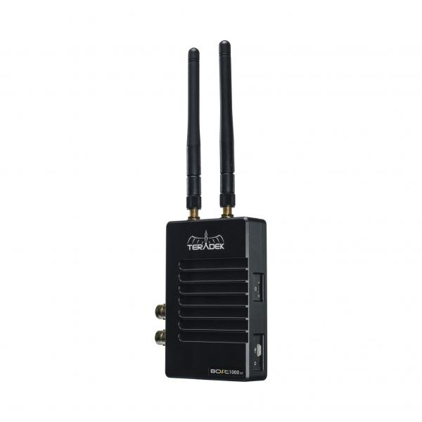 Teradek Bolt XT 1000 SDI/HDMI Wireless TX/RX Deluxe Set AV / V Mount