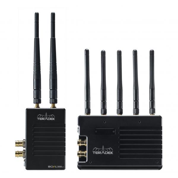 Teradek Bolt XT 3000 SDI/HDMI Wireless TX/RX Deluxe Set AB / V Mount