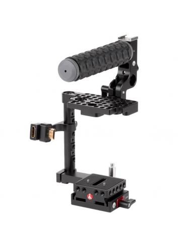 Wooden Camera Unified BMPCC4K Camera Cage