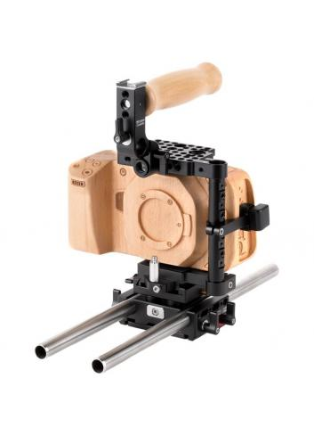 Wooden Camera Blackmagic Pocket Cinema Camera 4K Kit Unified Accessory Kit (base)