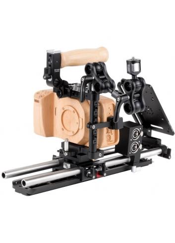 Wooden Camera Blackmagic Pocket Cinema Camera 4K Unified Accessory Kit (Pro)