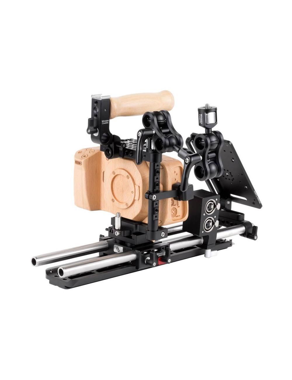 Wooden Camera Blackmagic Pocket Cinema Camera 4K Unified Accessory Kit (Pro)