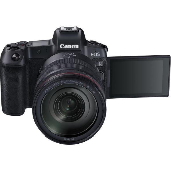 Canon EOS R + RF 24-105 L + MT ADP
