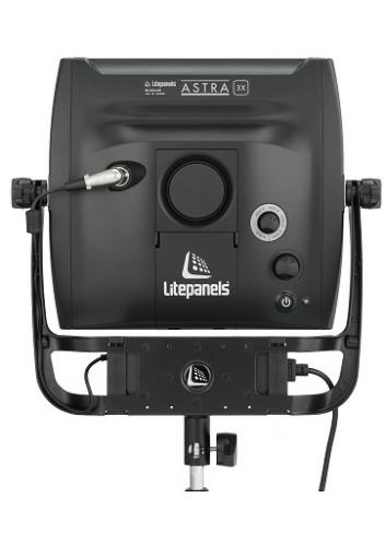Litepanels Astra 3X Bi-Color A/B V-Mount bracket