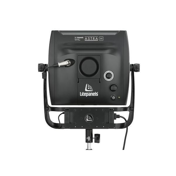 Litepanels Astra 3X Bi-Color A/B V-Mount bracket