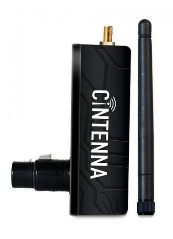 RatPac Cintenna Battery Receiver