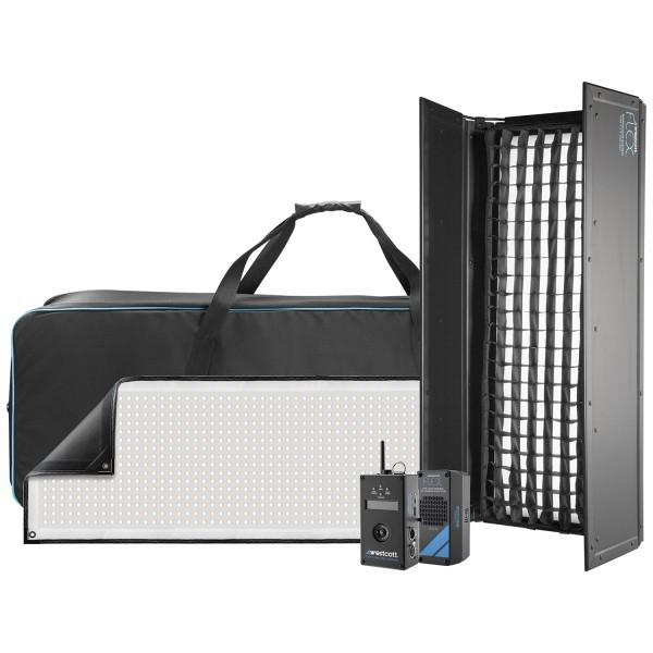 Westcott Flex Cine DMX Bi-Color 1-Light Gear Kit (1x3)