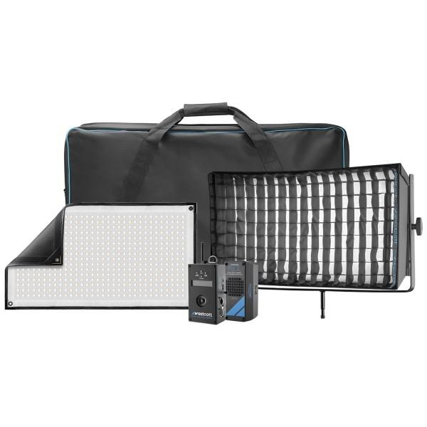 Westcott Flex Cine DMX 1/2 Light Gear Kit (1x2)