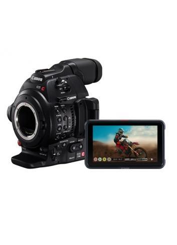 Canon C100 Mark II ATOMOS NINJA V KIT