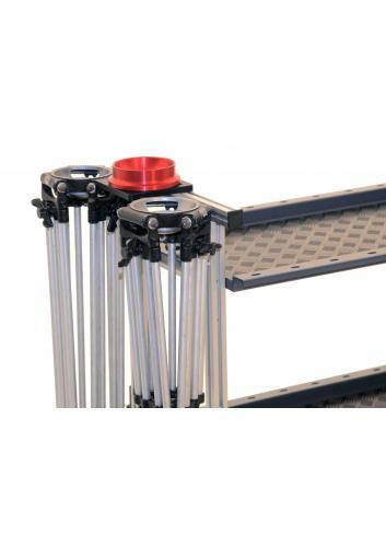 Lince Crane soporte trípodes Lince Cart