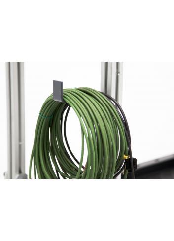 Lince Crane soporte cables Lince Cart