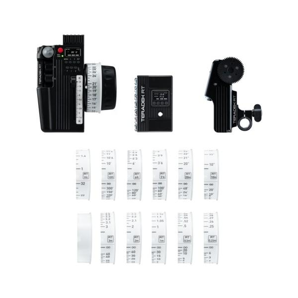 Teradek RT CTRL.3 Wireless Lens Control Kit (1-Motor)