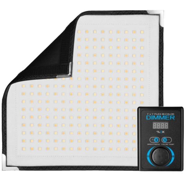 Westcott Flex Bi-Color LED X-Bracket Set 1x 1