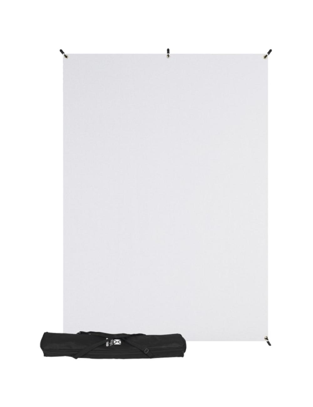 Westcott X-Drop Wrinkle-Resistant Backdrop - Kit 5 x 7