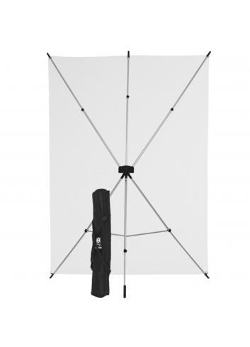 Westcott X-Drop Wrinkle-Resistant Backdrop - Kit 5 x 7