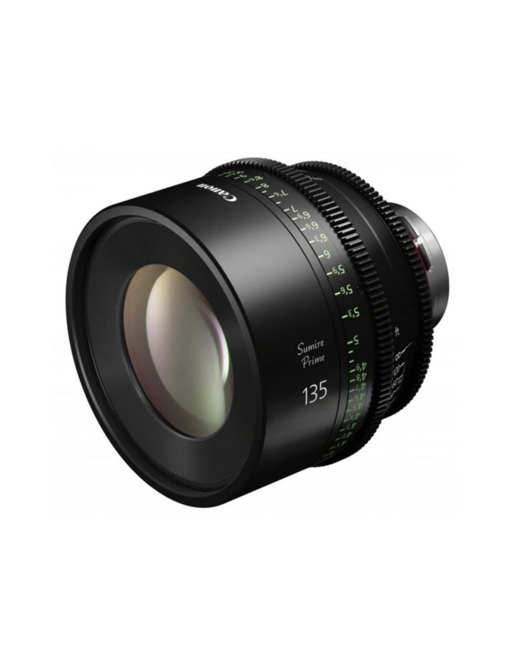 Canon Sumire CN-E135MM T2.2 FP X