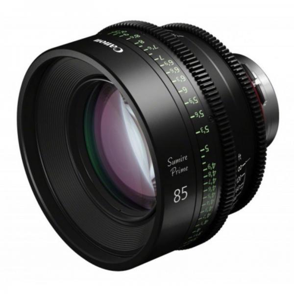 Canon Sumire CN-E85MM T1.3 FP X
