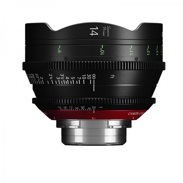 Canon Sumire CN-E14MM T3.1 FP X