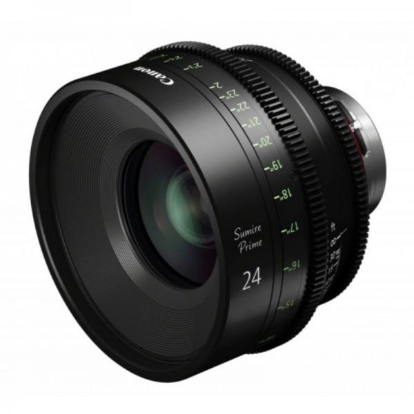 Canon Sumire CN-E24MM T1.5 FP X